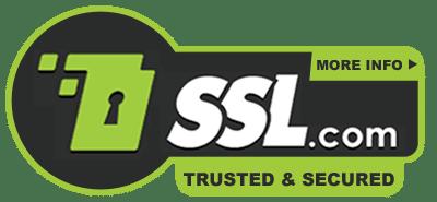 SSL.com Secured Seal